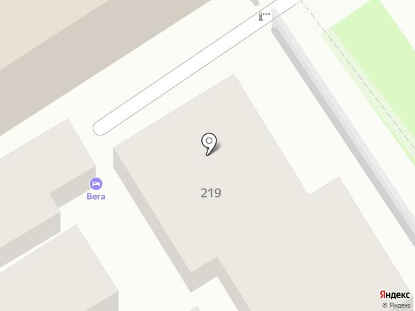 Караван на карте Анапы