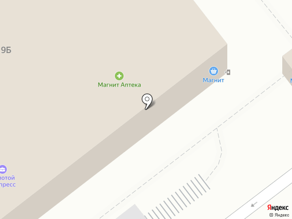 Магазин подарков на карте Одинцово