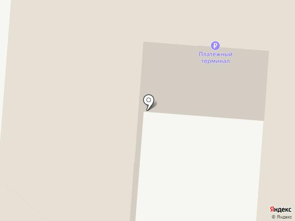 Одинцовская электросеть на карте Одинцово