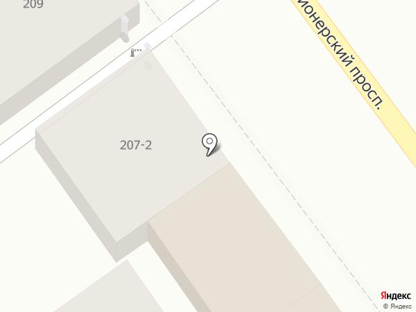 Винный дом Антоненко на карте Анапы