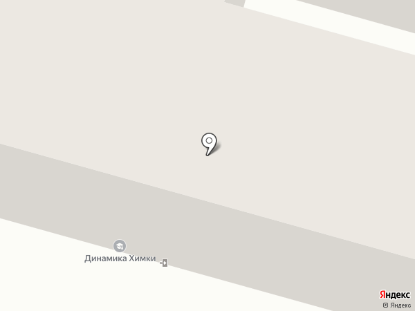Парикмахерская на карте Химок