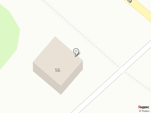 Цветочный киоск на карте Одинцово