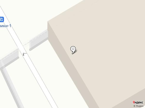 Пожарный сервис на карте Одинцово