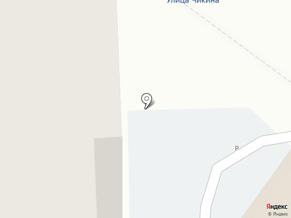 Киоск фастфудной продукции на карте Одинцово