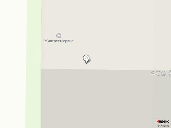 Планета Сокровищ на карте Красногорска