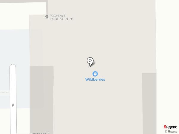 ТЕХИНЖСНАБ на карте Одинцово