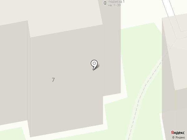 Одинмед на карте Одинцово