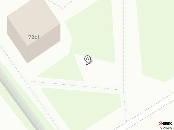 Часовня иконы Божией Матери Живоносный Источник в Одинцово на карте Одинцово