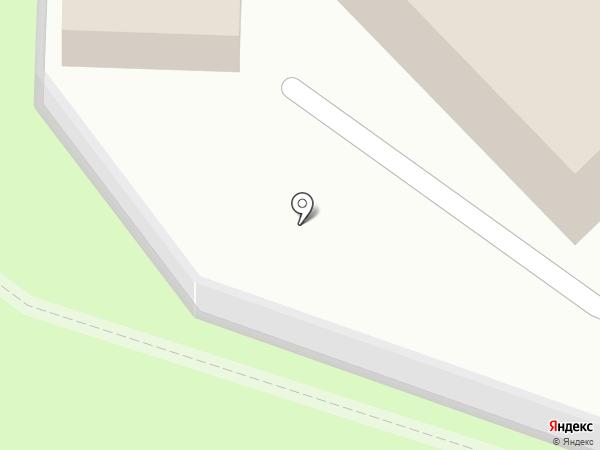 Бесплатный общественный туалет на карте Красногорска