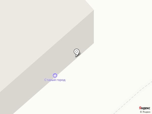 Феникс на карте Одинцово