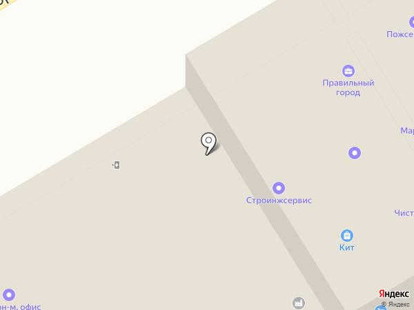 M.dance на карте Одинцово