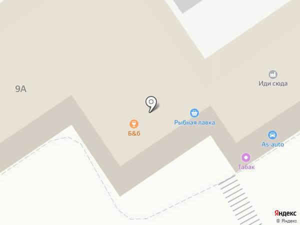 Суши Wok на карте Одинцово