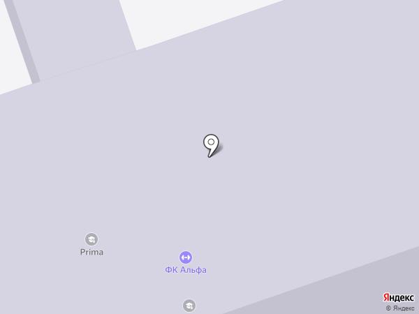 Одинцовская гимназия №14 на карте Одинцово