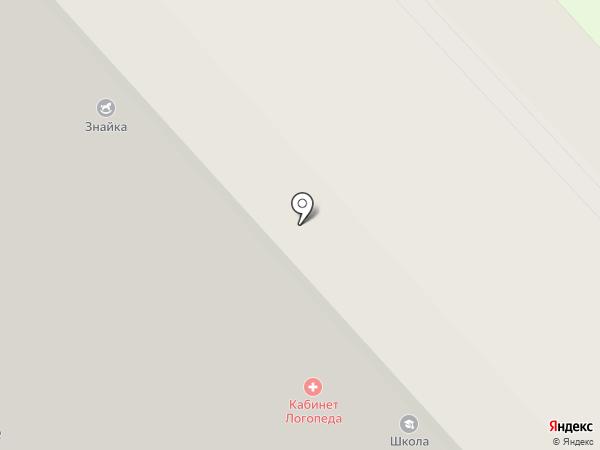 Университетский класс по методике В.И. Жохова на карте Красногорска