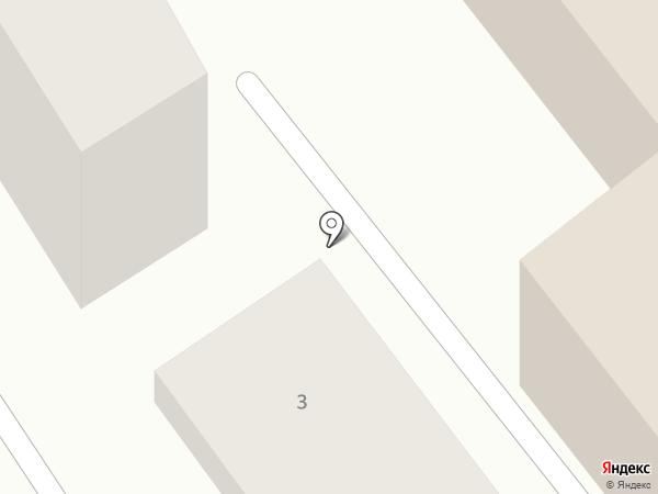 Баунти на карте Анапы