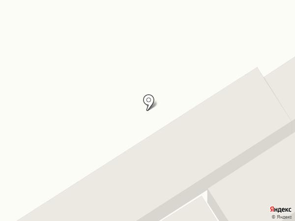 Золотая лагуна на карте Анапы