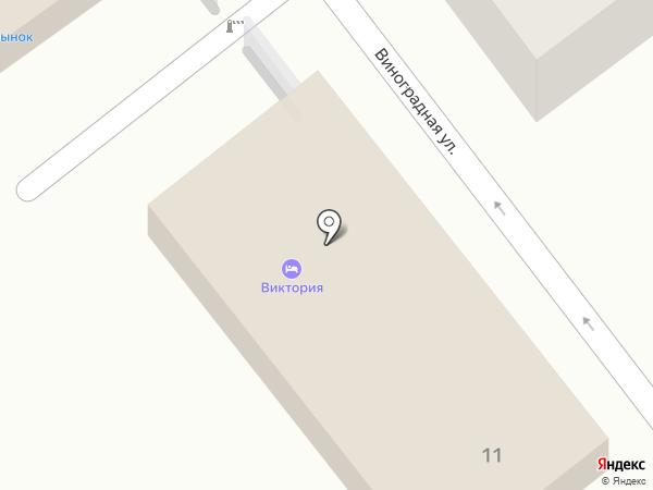 Viktorya на карте Анапы