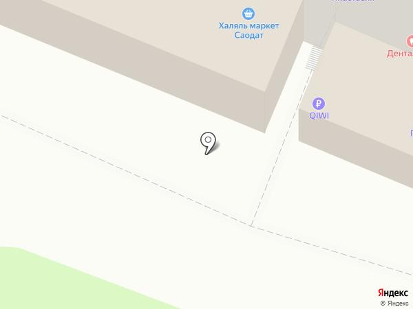 STEAK POINT WOODMAN на карте Красногорска
