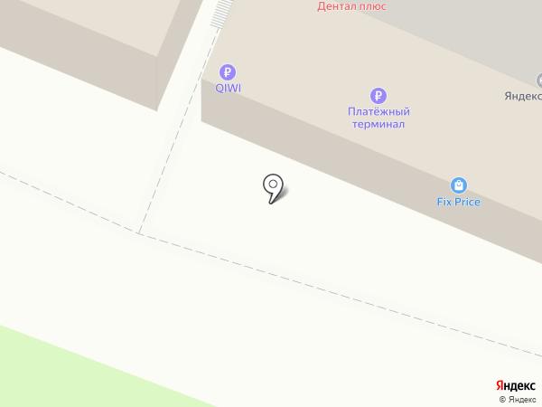 ДетМарт на карте Красногорска