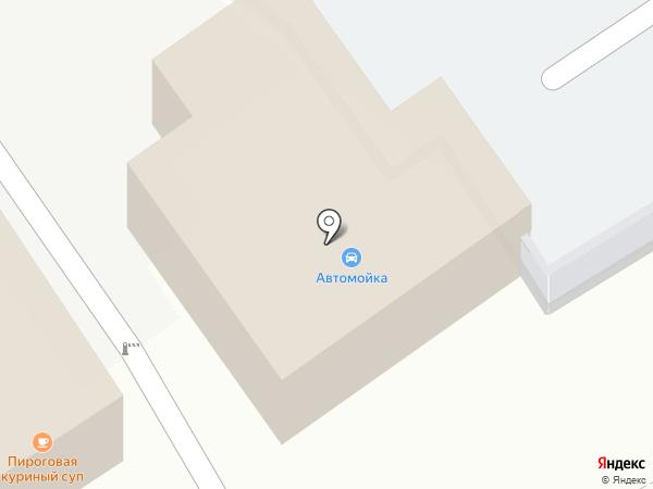 Аквапост на карте Одинцово