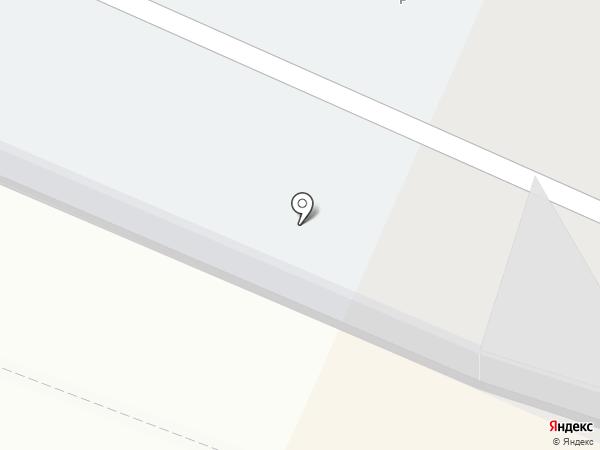 Автостоянка на карте Химок
