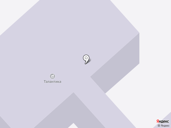 Детский сад №36 на карте Красногорска