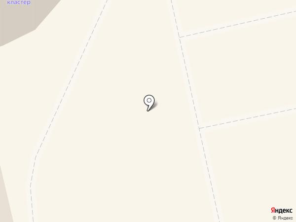 Сенеж на карте Москвы