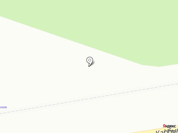 Авто сити на карте Красногорска