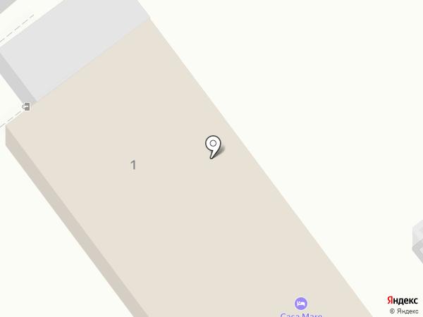 Ява на карте Анапы