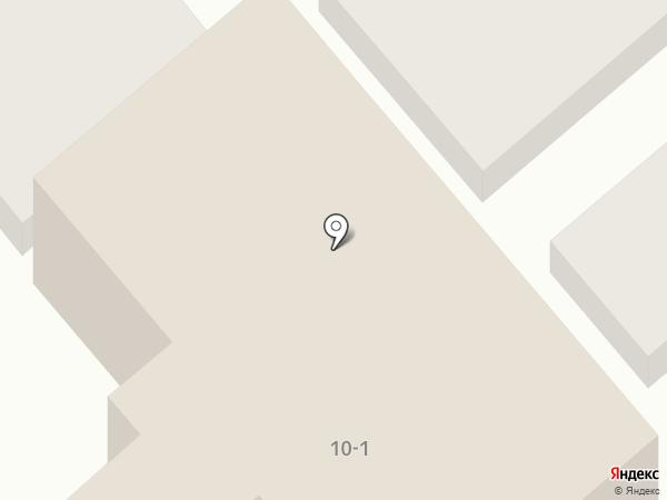 Орёл на карте Анапы