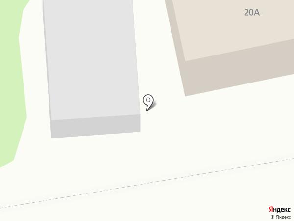 Мельница на карте Красногорска