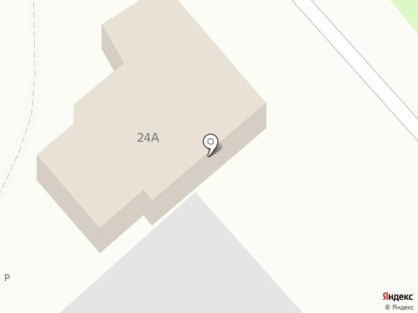 Ателье на карте Красногорска