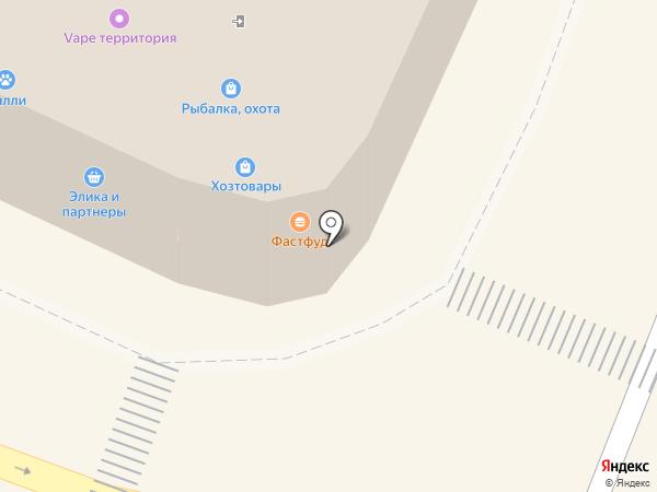 Бистро на карте Химок