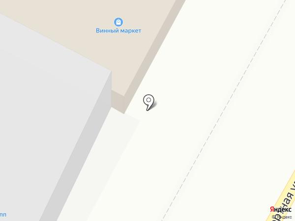 Алкогольный супермаркет на карте Одинцово