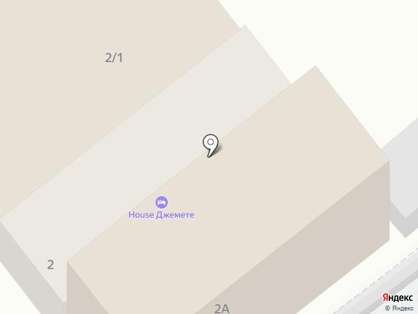 У Рузанны на карте Анапы