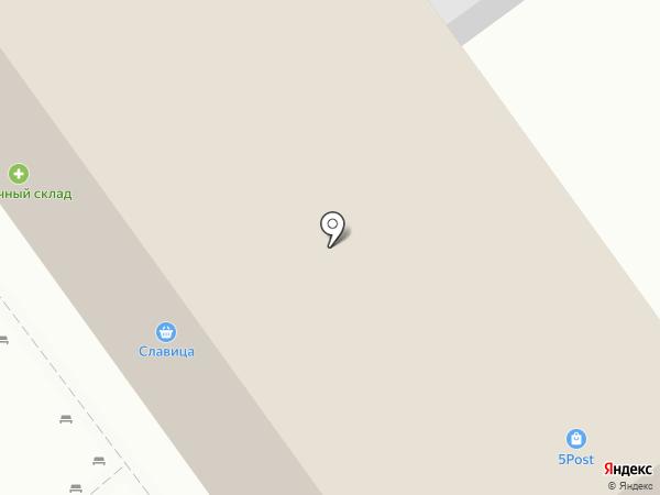 МТС на карте Анапы
