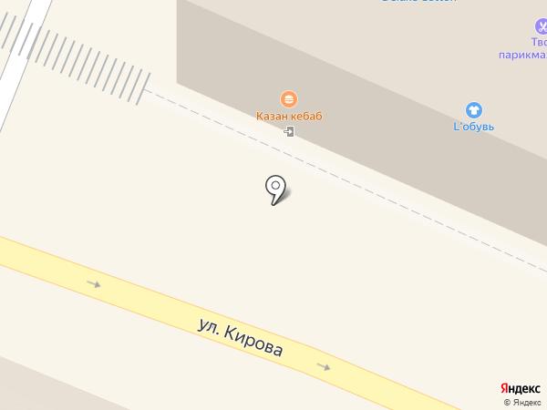 Восточное бистро на карте Химок