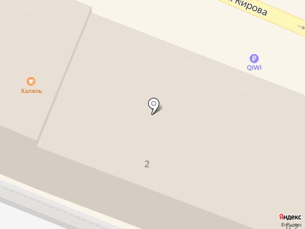 Цветочная база на карте Химок