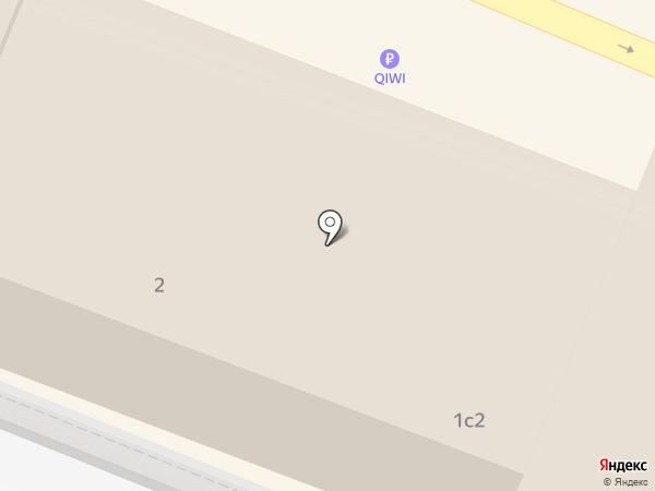 Hookah Place на карте Химок