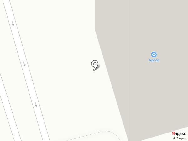 Веселая расческа на карте Одинцово