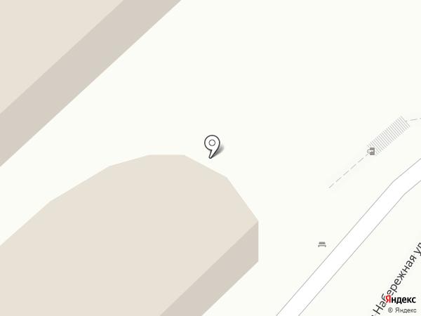 Малая бухта на карте Анапы