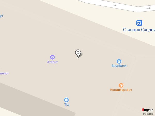 Печати.ру на карте Химок