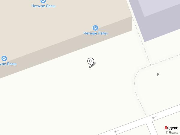 Одинец на карте Одинцово