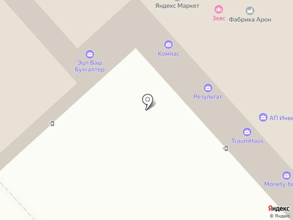 Бистро на карте Красногорска