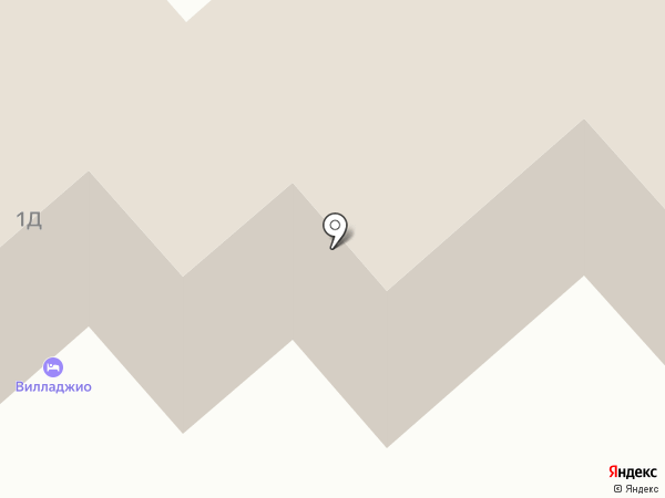Villaggio на карте Анапы