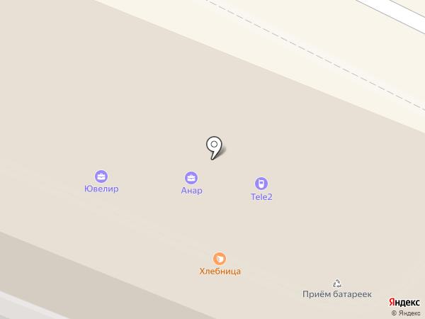 КЭШ ПОИНТ на карте Химок