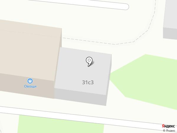 Нива-Пром на карте Химок