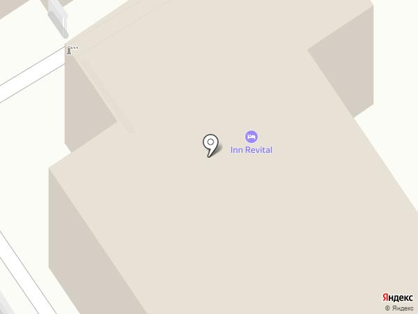 Почтовое отделение №16 на карте Анапы