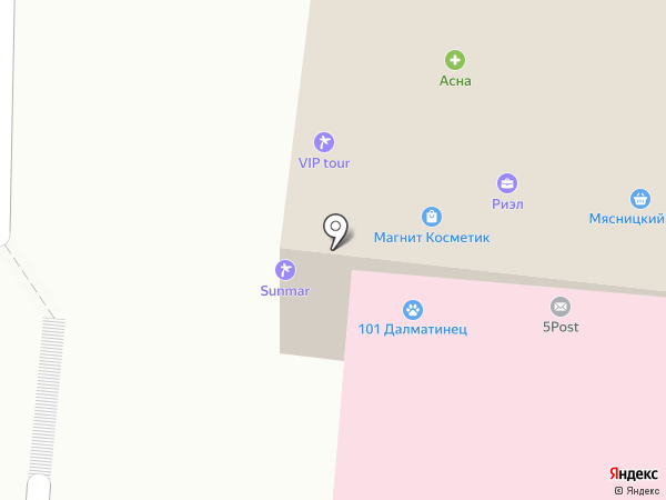 Дом быта на карте Химок