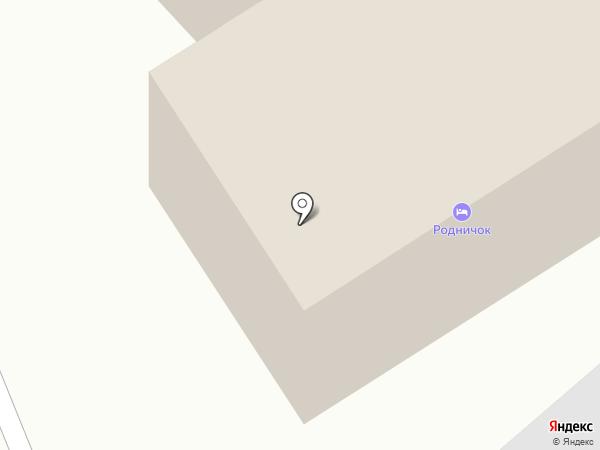 Специальная коррекционная общеобразовательная школа №27 на карте Анапы